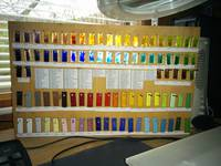 Milton Bridge Enamels Test Strips
