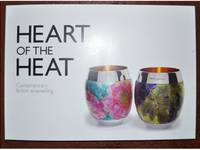 Heart of the Heat Exhibition Catalogue Cover
