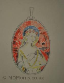 Initial design of St. Cecilia